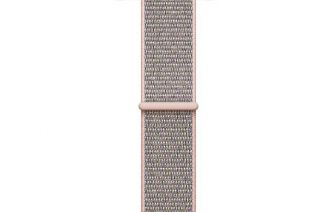 Apple Watch 38mm Pink Sand Sport Loop