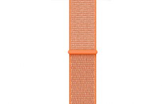 Apple Watch 38mm Spicy Orange Sport Loop