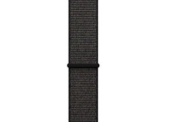 Apple Watch 42mm Black Sport Loop