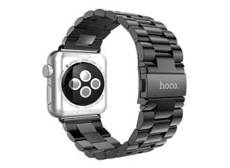 HOCO remienok Premium Edition pre Apple Watch 42mm - Black