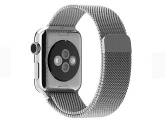 HOCO remienok Milanese Edition pre Apple Watch 42mm - Silver