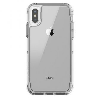 Griffin Survivor Clear pre iPhone X/XS - Clear