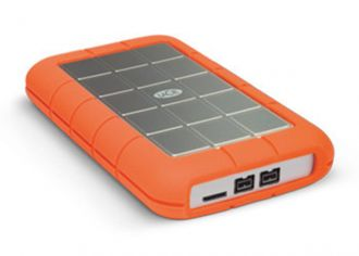 LaCie Rugged Triple 2 TB