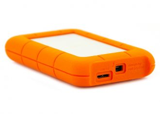 LaCie Rugged Thunderbolt 2 TB, USB-C