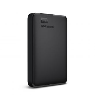 "WD Elements Portable 2,5"" 1TB externý HDD Black"