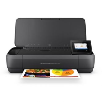 HP OfficeJet 252 Mobile A-i-O