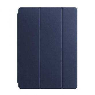 Apple Leather Smart Cover for 12,9-inch iPad Pro - Midnight Blue