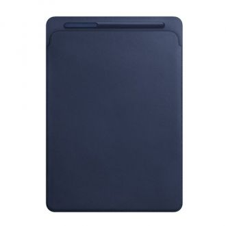 Apple iPad Pro Leather Sleeve for 12.9-inch iPad Pro - Midnight Blue