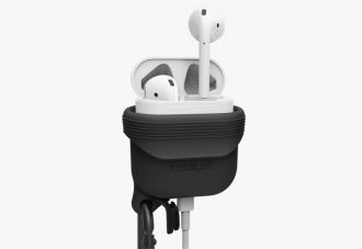 Catalyst Waterproof case AirPods Case Black