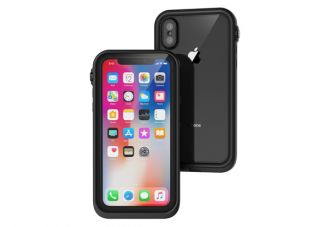 Catalyst Waterproof Case pre iPhone X Black