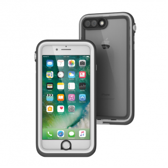 Catalyst Waterproof Case pre iPhone 8Plus / 7Plus White