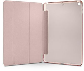 Spigen Smart Fold Case pre iPad 9.7-inch Rose Gold