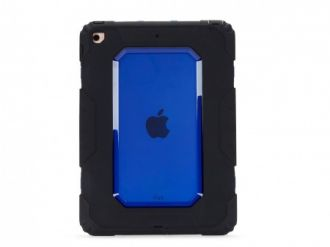 Griffin Survivor at Tablet for iPad 9.7inch (2017 / 2018) - Black/Blue