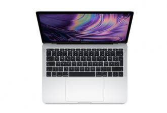 "MacBook Pro 13"" Retina i5 2.3GHz 256 GB, Silver"