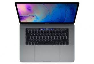 Nový MacBook Pro 15-inch 2.6 GHz 6-Core i7 / 512 GB Space Gray