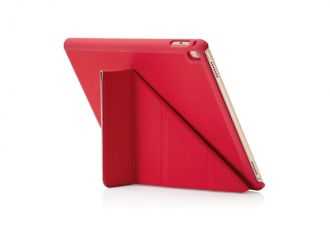 Pipetto Origami Case pre iPad 9.7-inch - Dark Red