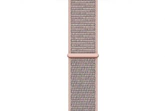 Apple Watch 44mm Pink Sand Sport Loop
