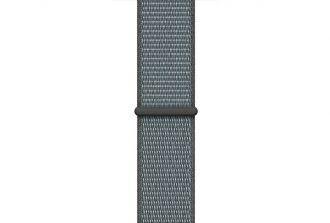 Apple Watch 40mm Storm Gray Sport Loop