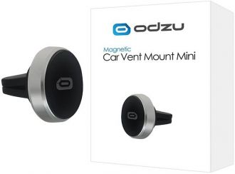 Odzu Magnetic Car Vent Mount Mini Black
