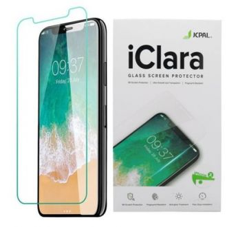 JCPAL iClara Glass Screen Protector for iPhone XS Max (0.26mm)
