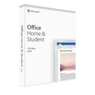 Office Mac 2019 Home & Student SK