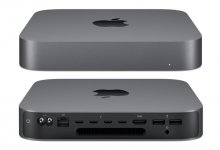 Nový Mac mini 4-core 3.6 GHz