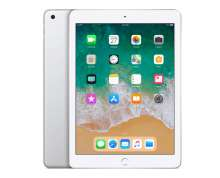 iPad 9.7 inch 128 GB WiFi Silver