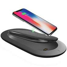 Mipow Power Cube X Wireless Charging Black