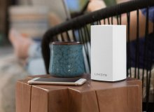 Linksys Velop Whole Home Intelligent Mesh WiFi System, Dual-Band, 1-pack (AC1300)