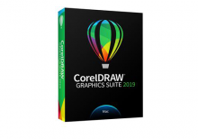 CorelDraw Graphic Suite 2019 Mac, licencia