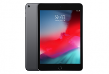 iPad mini (5.gen.) 256 GB WiFi, Space Gray