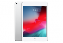 iPad mini (5.gen.) 256 GB WiFi+Cellular, Silver