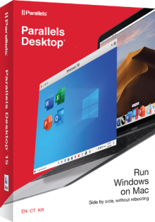Parallels Desktop 15 for Mac Retail Box EU