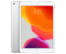 iPad 10.2 inch 128 GB WiFi Silver