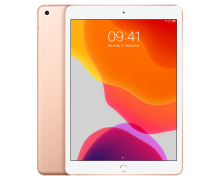 iPad 10.2 inch 32 GB WiFi Gold
