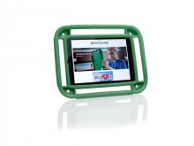GRIPCASE  pre iPad Air 1-2/ iPad 2017/2018 - Green