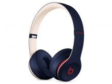 Beats Solo3 Wireless Headphones Club Collection – Club Navy
