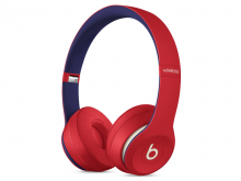 Beats Solo3 Wireless Headphones Club Collection – Club Red