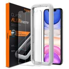 SPIGEN ALIGN MASTER 3D sklo Apple iPhone 11/ XR 2 Pack