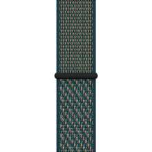 Apple Watch 40mm Hyper Crimson/Neptune Green Nike Sport Loop