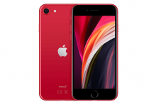 iPhone SE 256GB Product RED