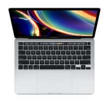 "MacBook Pro 13"" i5 2.0GHz 4-core 16GB 512GB Silver (2020)"