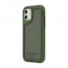 Griffin Survivor Extreme for iPhone 11 - Bronze Green/Black/Smoke