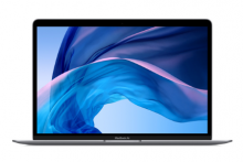 "Nový MacBook Air 13"" i3 1.1GHz / 256GB SSD Space Gray (2020) - EDU"