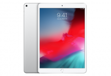 iPad Air 10.5-inch 256 GB WiFi + Cellular, Silver - EDU
