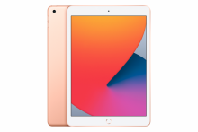 "iPad 10.2"" 128GB Wi-Fi Gold (2020)"
