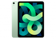 "iPad Air 10.9"" 256 GB WiFi, Green"