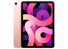 "iPad Air 10.9"" 256 GB WiFi + Cellular, Rose Gold"