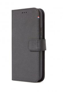 Decoded púzdro Leather Wallet Case pre iPhone 12/12 Pro - Black