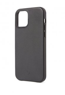 Decoded Backcover pre iPhone 12 Pro Max - Black